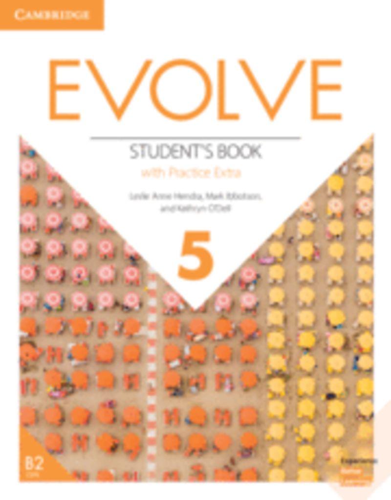 EVOLVE 5 (+EXTRA PRACTICE)