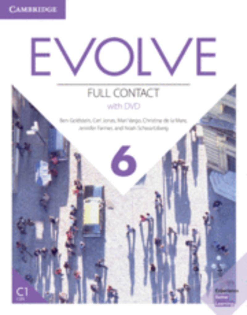 EVOLVE 6 FULL CONTACT (+DVD)