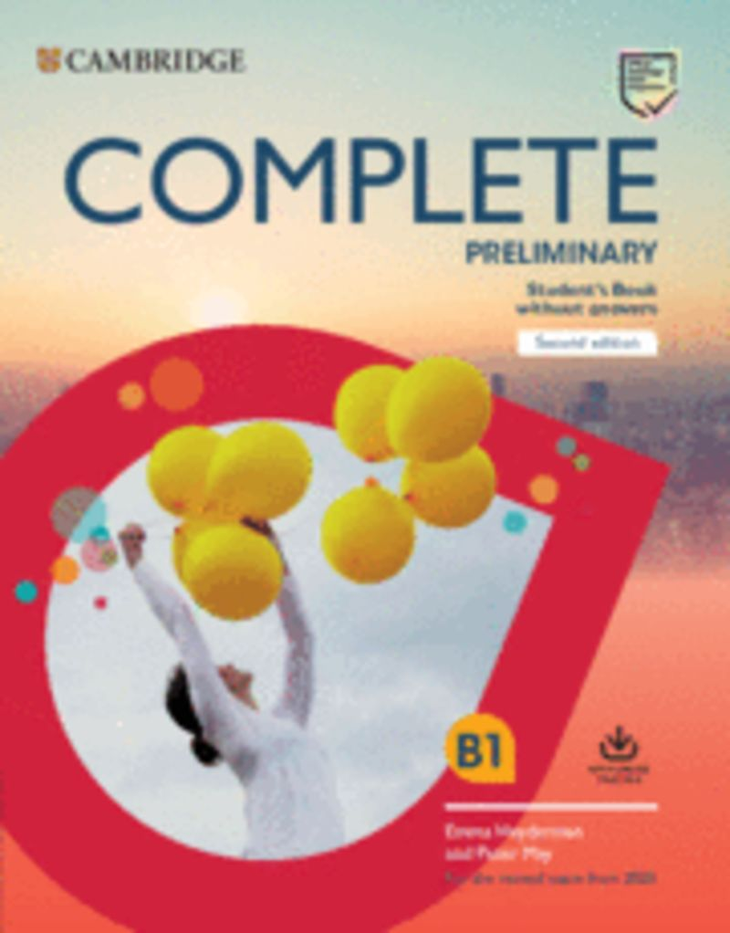(2 ED) COMPLETE PRELIMINARY WO / KEY (+ONLINE)