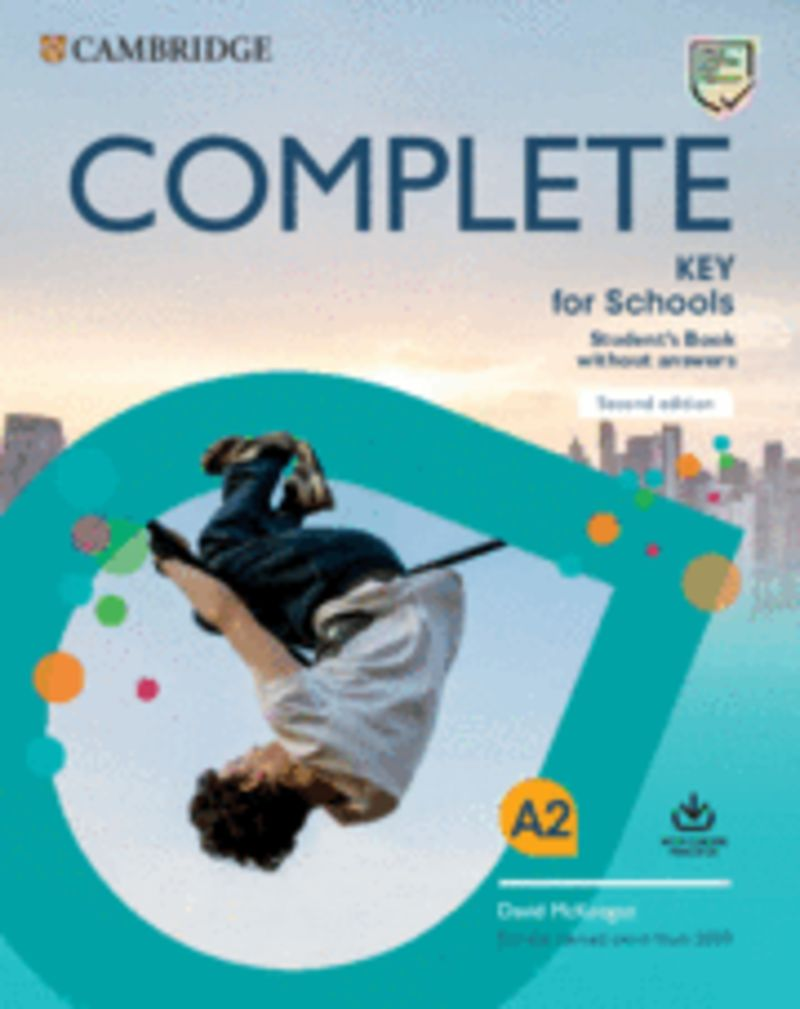 (2 ED) COMPLETE KEY FOR SCHOOLS WO / KEY (+ONLINE)