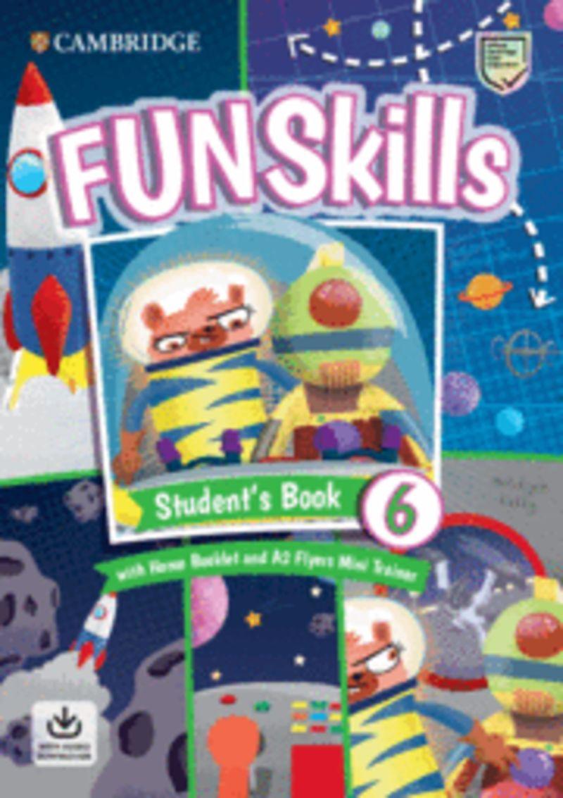 Fun Skills 6 Mini Trainer (+home Booklet) (+audio) - Aa. Vv.