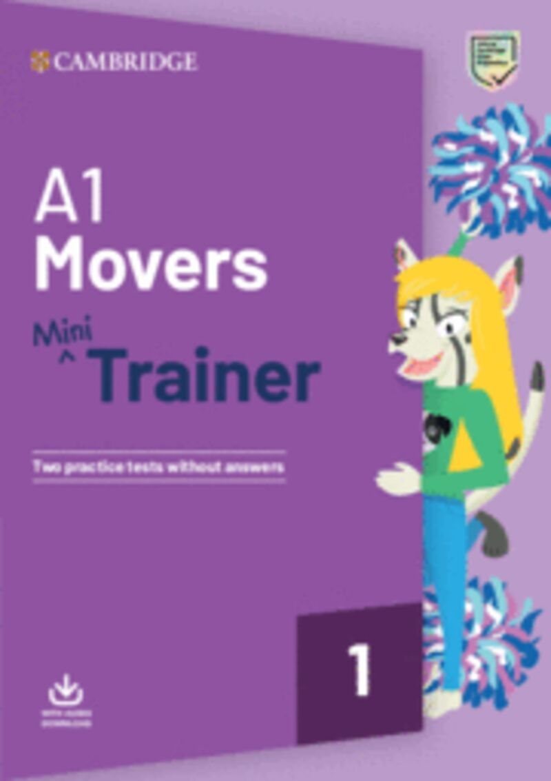 A1 Movers Mini Trainer (+audio Download) - Aa. Vv.