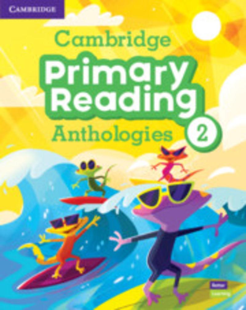 CAMB PRIMARY READING ANTHOLOGIES LEVEL 2 (+ONLINE AUDIO)