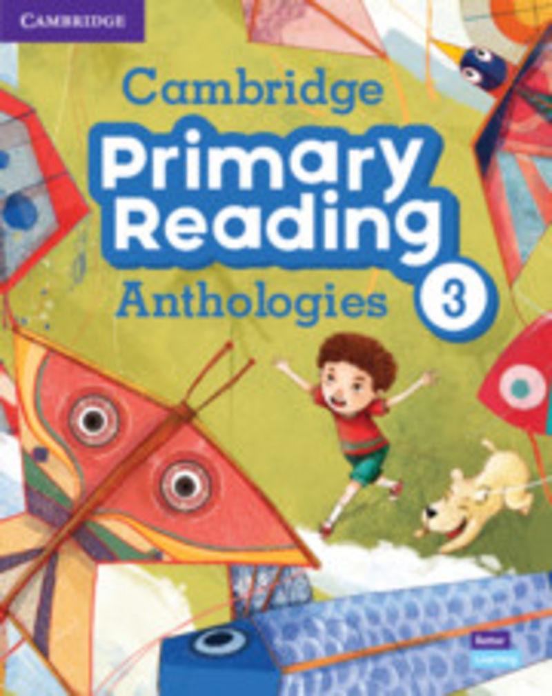CAMB PRIMARY READING ANTHOLOGIES LEVEL 3 (+ONLINE AUDIO)