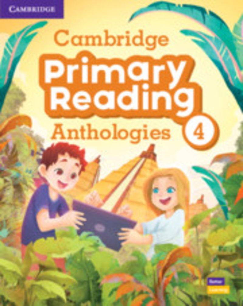 CAMB PRIMARY READING ANTHOLOGIES LEVEL 4 (+ONLINE AUDIO)