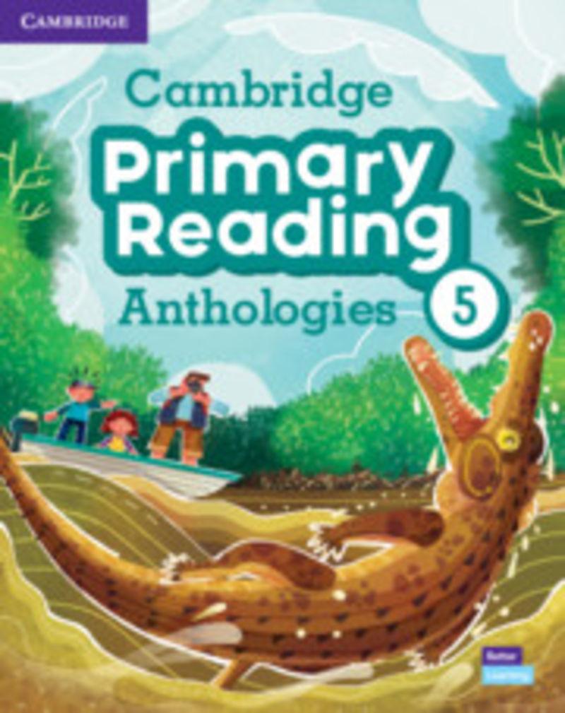 CAMB PRIMARY READING ANTHOLOGIES B1.1 (+ONLINE AUDIO)