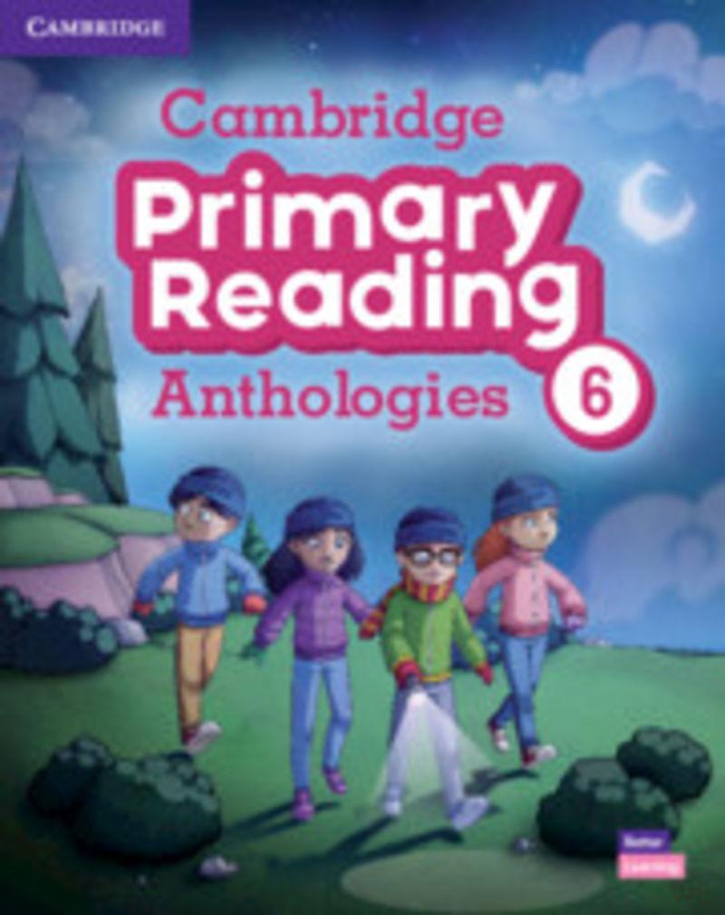 CAMB PRIMARY READING ANTHOLOGIES B1.2 (+ONLINE AUDIO)