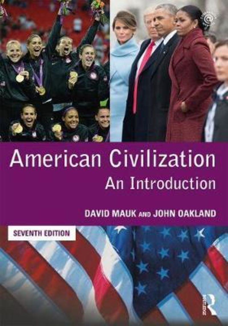 (7 ED) AMERICAN CIVILIZATION - AN INTRODUCTION