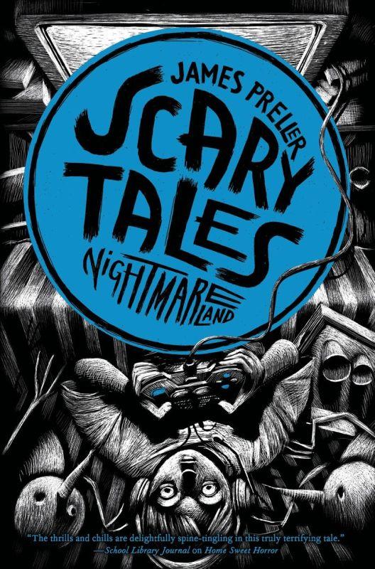 NIGHTMARELAND - SCARE TALES 4