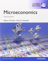 (8 Ed)  Microeconomics - Robert S.  Pindyck  /  Daniel  Rubinfeld
