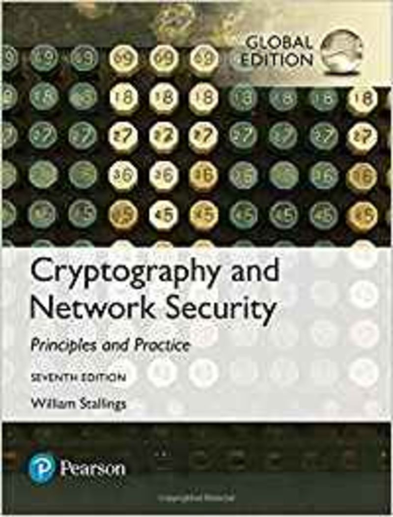 (7 ED) CRYPTOGRAPHY AND NETWORK SECURITY - PRINCIPLES AND PRACTICE