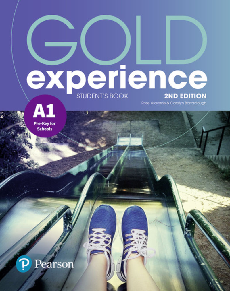 (2 ED) GOLD EXPERIENCE A1 BOOK