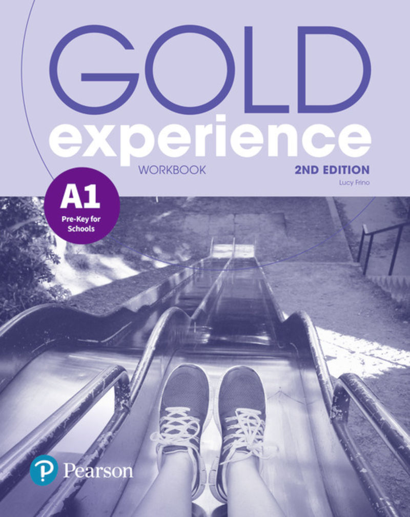 (2 ED) GOLD EXPERIENCE A1 WB