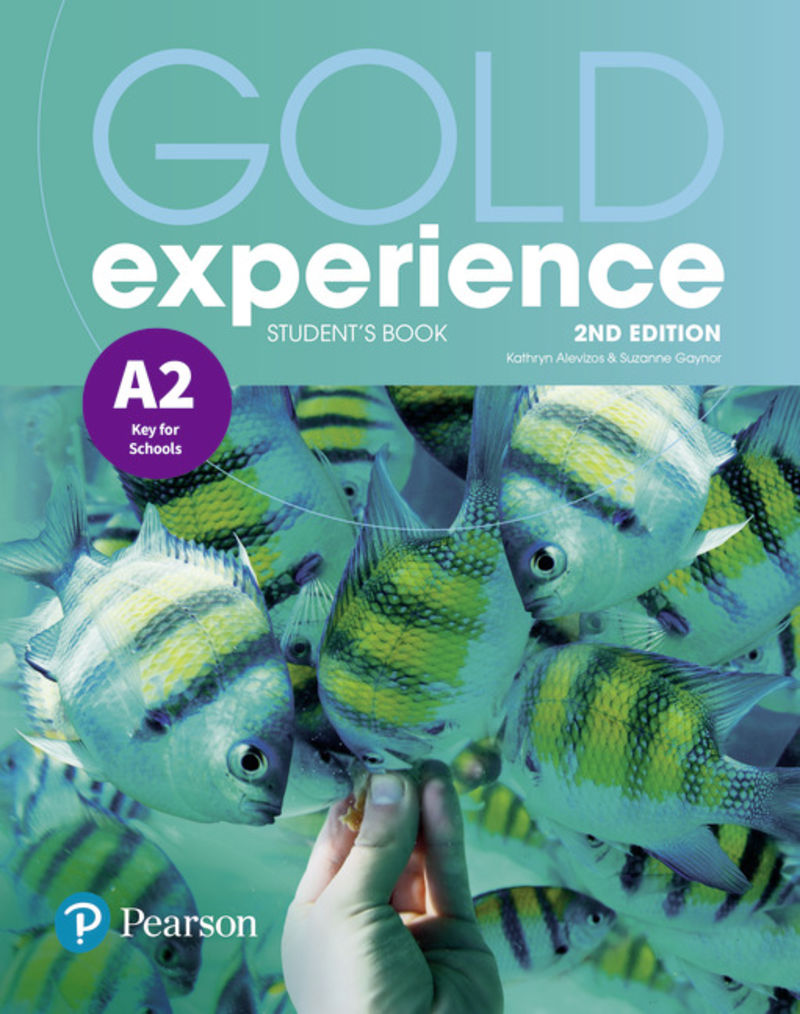 (2 ED) GOLD EXPERIENCE A2 BOOK