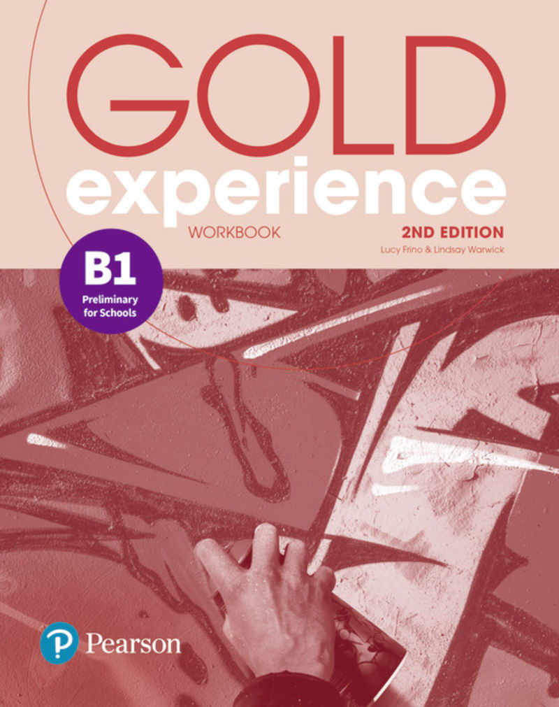 (2 ED) GOLD EXPERIENCE B1 WB