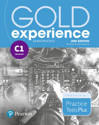 GOLD EXPERIENCE EXAM PRACTICE - CAMB ENG ADVANCED (C1)