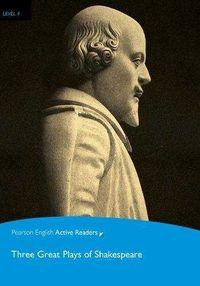 (par 4) three great plays of shakespeare (+cd) - William Shakespeare