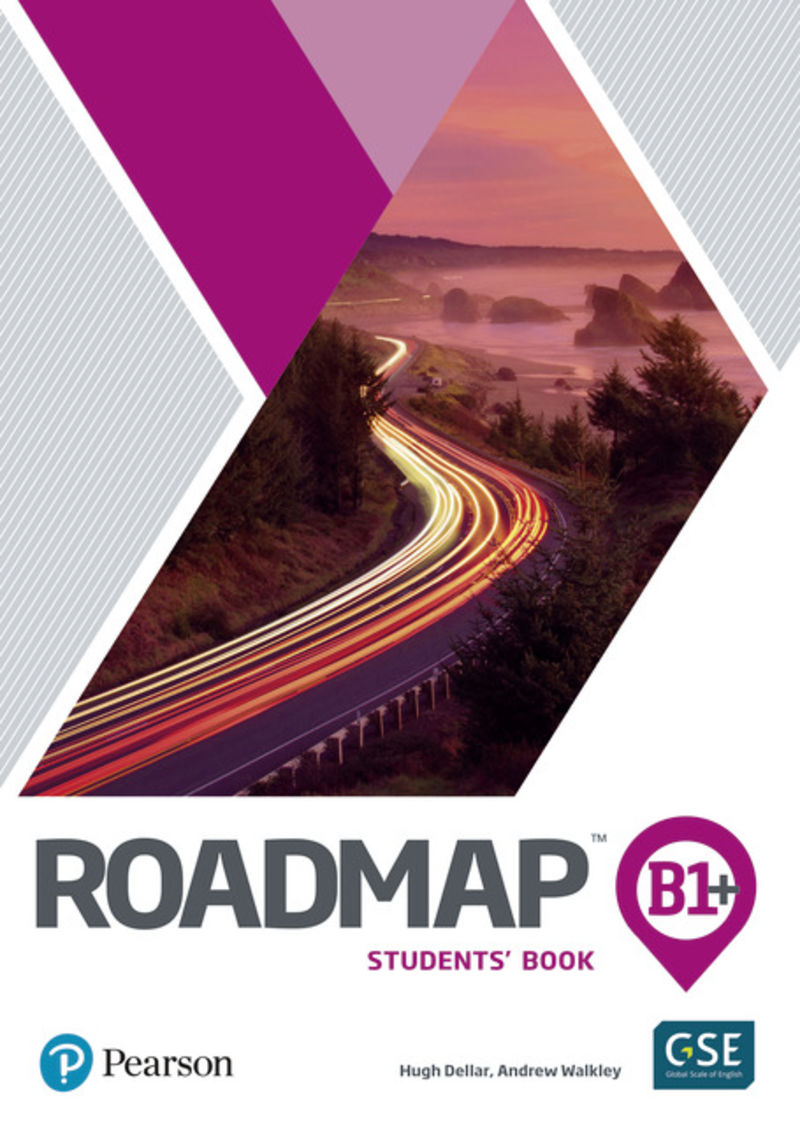 ROADMAP B1+ BOOK