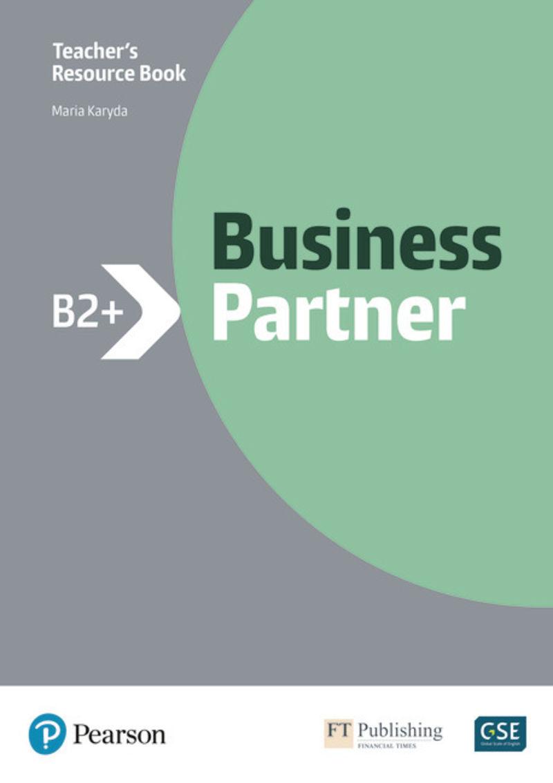 BUSINESS PARTNER B2+ TCH AND MYENGLISHLAB PACK