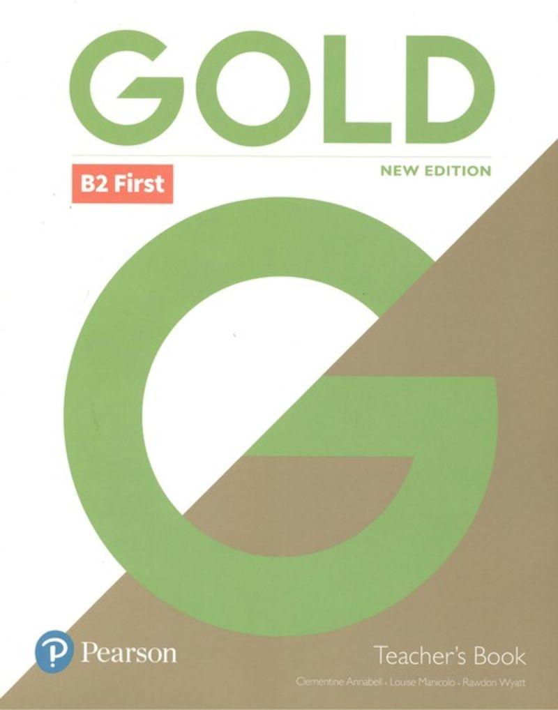 GOLD B2 NEW FIRST TCH (+ONLINE)