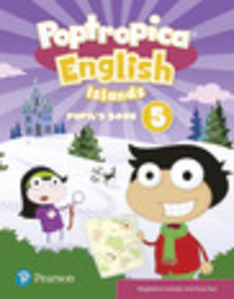 EP - POPTROPICA ENGLISH ISLANDS 5 (+ONLINE WORLD ACCESSCODE)