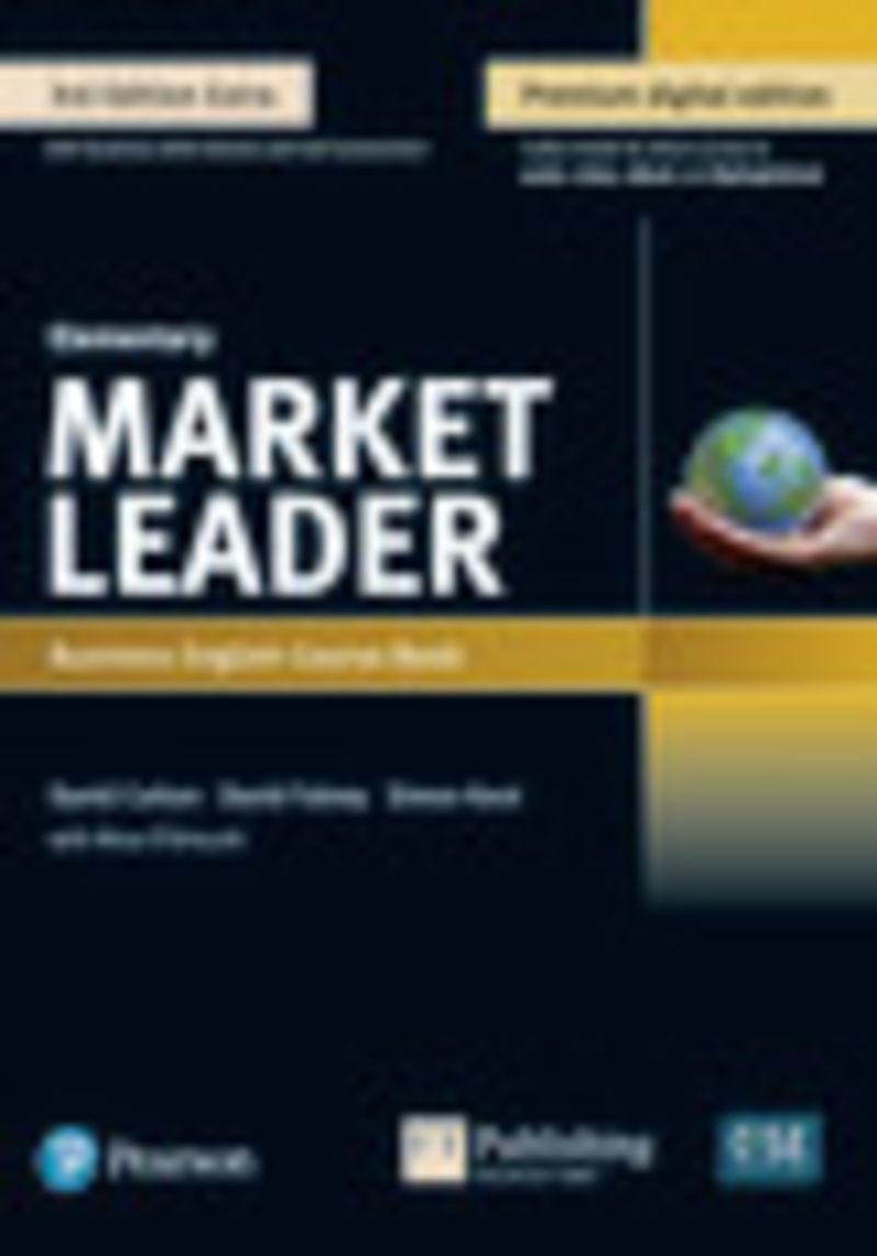 (3 ED) MARKET LEADER EXTRA ELEM (PREMIUM DIGITAL ED)