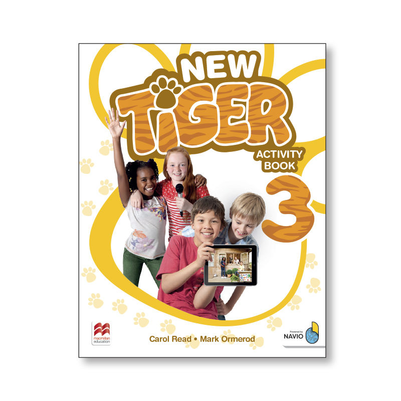 EP 3 - NEW TIGER TEAM 3 WB PACK