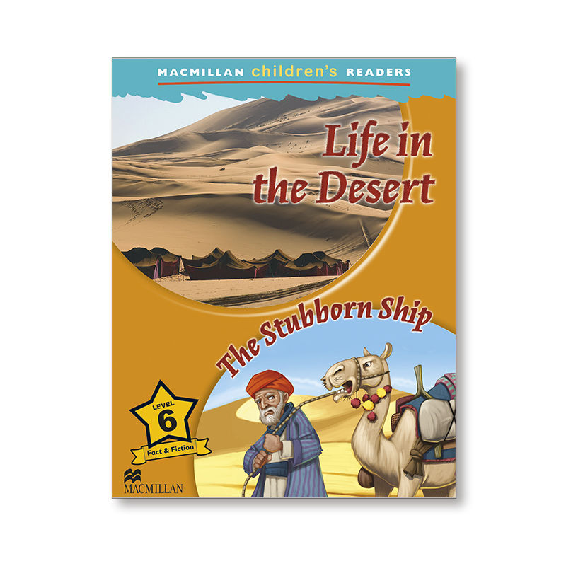 MCHR 6 - LIFE IN THE DESERT