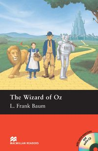 WIZARD OF OZ, THE (+CD)