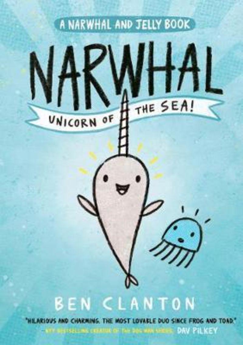 NARWAHL 1 - UNICORN OF THE SEA!