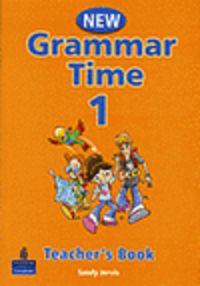 NEW GRAMMAR TIME 1 TCH