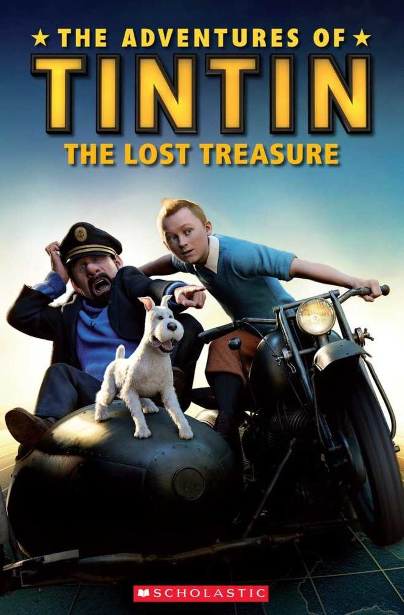 Tintin 3: The Lost Treasure (+cd) - Aa. Vv.