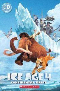 Ice Age 4: Continental Drift (book +cd) - Aa. Vv.