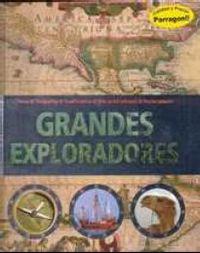 Grandes Exploradores - Simon  Adams  /  Phillip  Parker