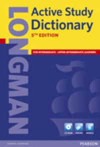 LONGMAN ACTIVE STUDY DICTIONARY (5 ED)