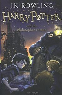HARRY POTTER AND THE PHILOSPHER STONE