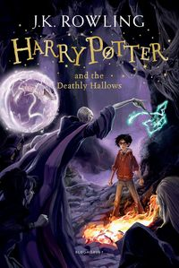 HARRY POTTER AND THE DEALTHLY HALLOW