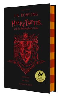HARRY POTTER AND THE PHILOSOPHER'S STONE (GRYFFINDOR ED)
