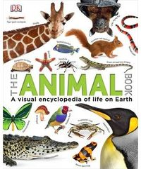 ANIMAL BOOK, THE - A VISUAL ENCYCLOPEDIA OF LIFE ON EARTH