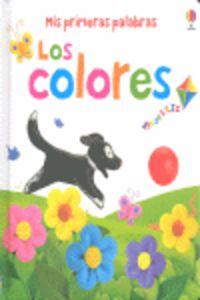 COLORES, LOS - MIS PRIMERAS PALABRAS