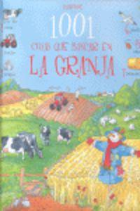 1001 Cosas Que Buscar En La Granja - Aa. Vv.