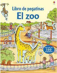 ZOO, EL - LIBRO DE PEGATINAS