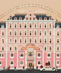 WES ANDERSON COLLECTION - THE GRAND BUDAPEST HOTEL