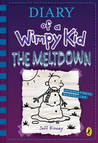 DIARY OF A WIMPY KID 13 - THE MELTDOWN