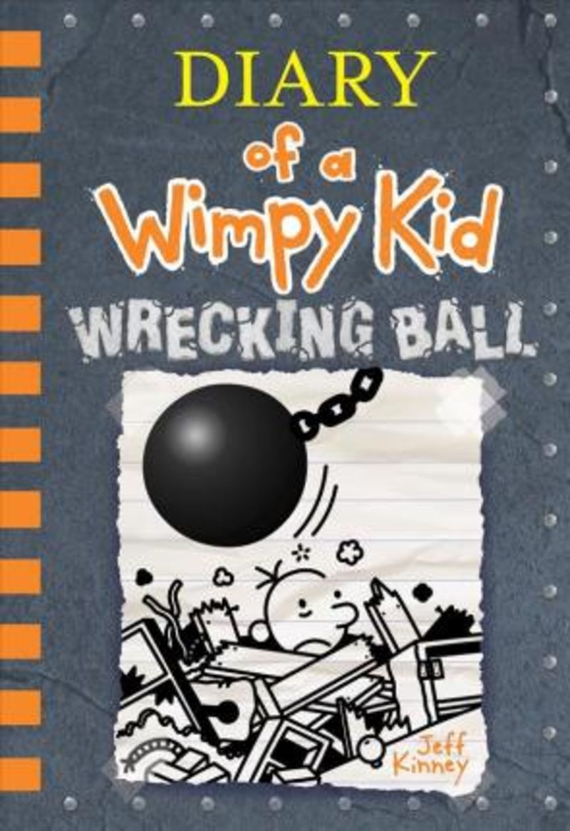 DIARY OF A WIMPY KID 14 - WRECKING BALL