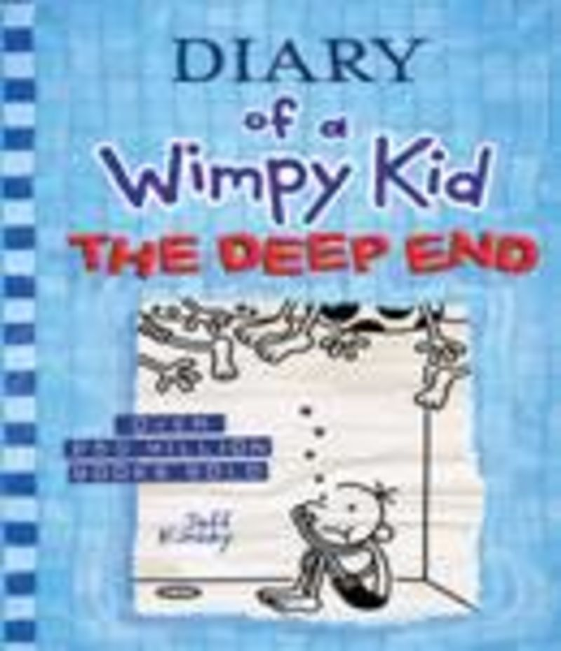DIARY OF A WIMPY KID 15 - THE DEEP END
