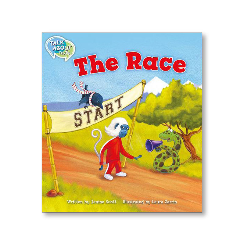 TA L9 THE RACE