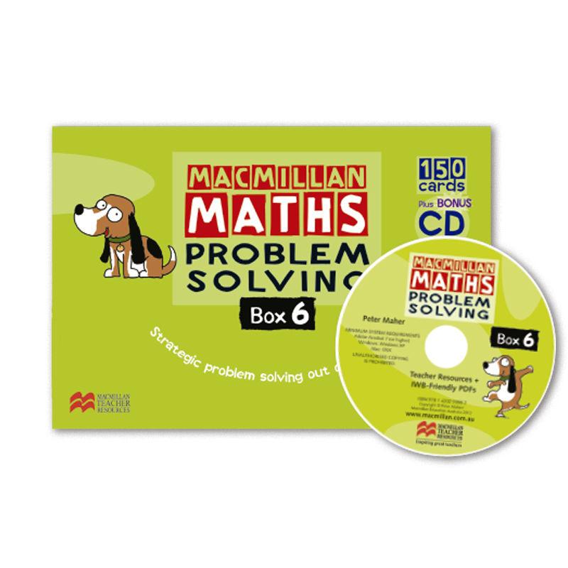 MATHS PROBLEM SOLVING BOX 6 YEAR 6