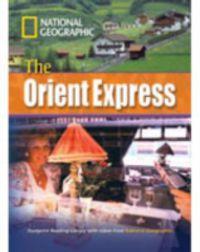 (FRL C1)  ORIENT EXPRESS, THE (+DVD)