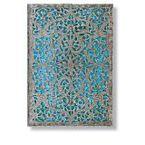 Libreta De Direcciones Azul Maya Midi 144pag. R: Pb26532 -